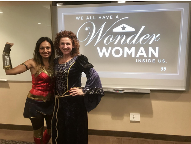 The Wonder Woman in You
