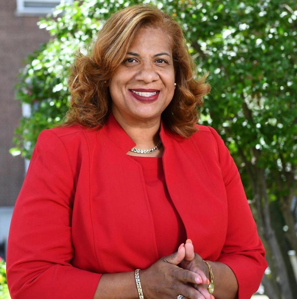 Mayor of the City of Mount Vernon, Shawyn Patterson-Howard