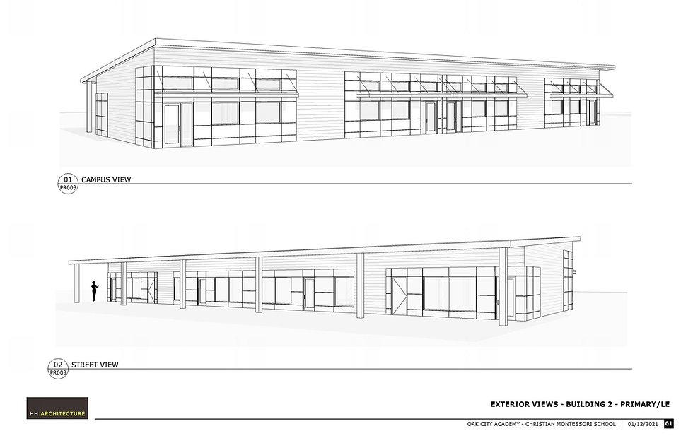 OCA Primary & Lower Elementary Exterior