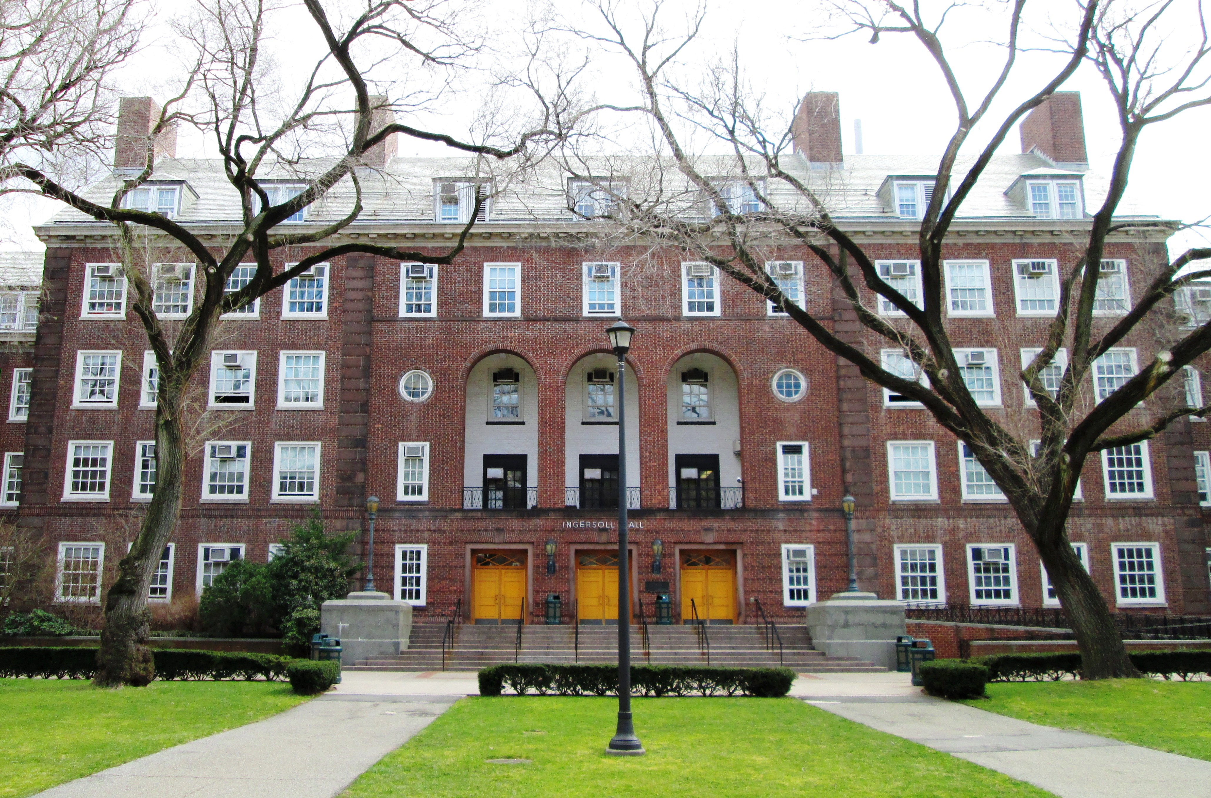 Brooklyn College - Ingersoll Hall