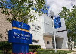 Hofstra University Hagedorn Hall