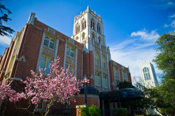 UOP - Faye Spanos Concert Hall & Burns Tower