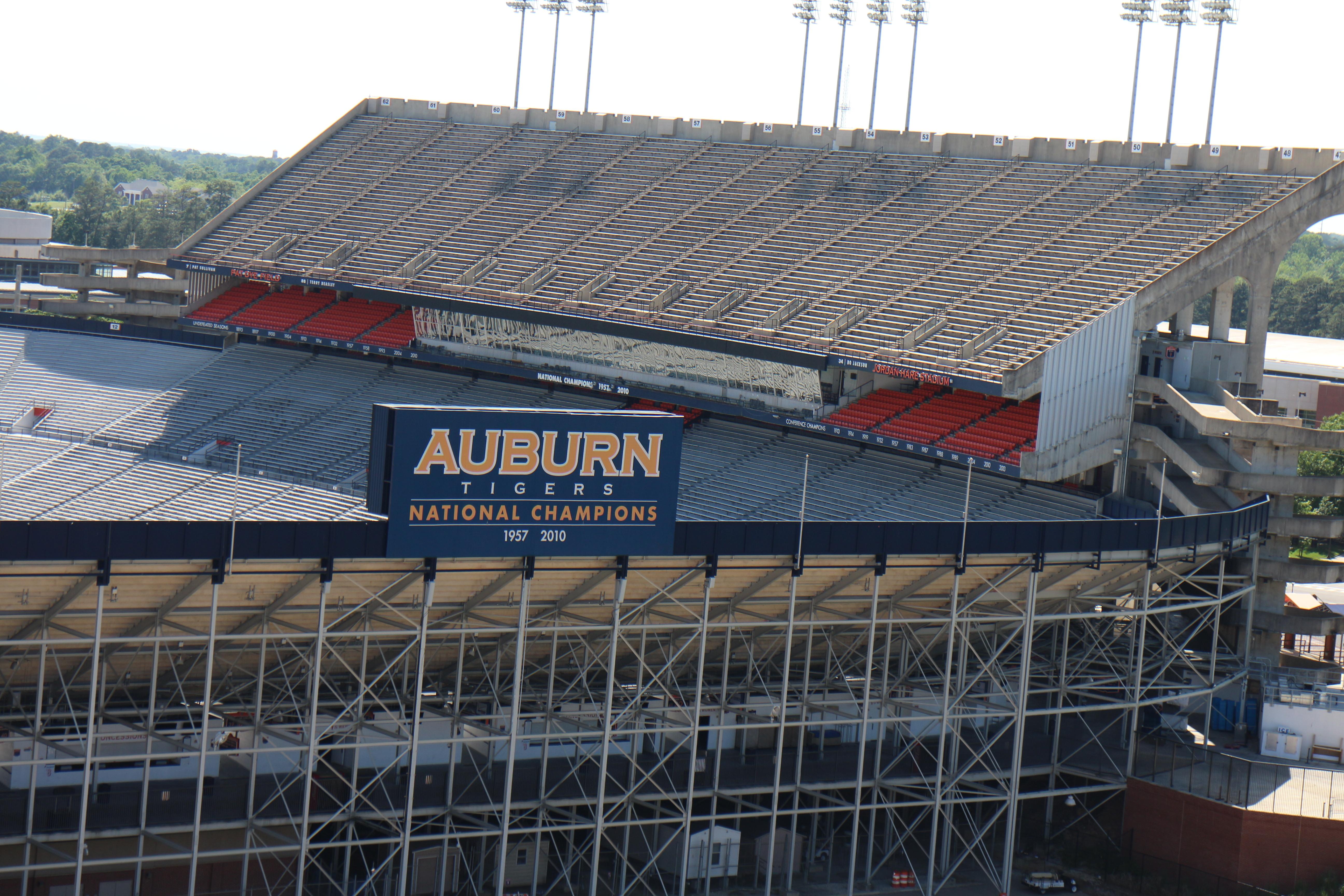 Auburn University 13