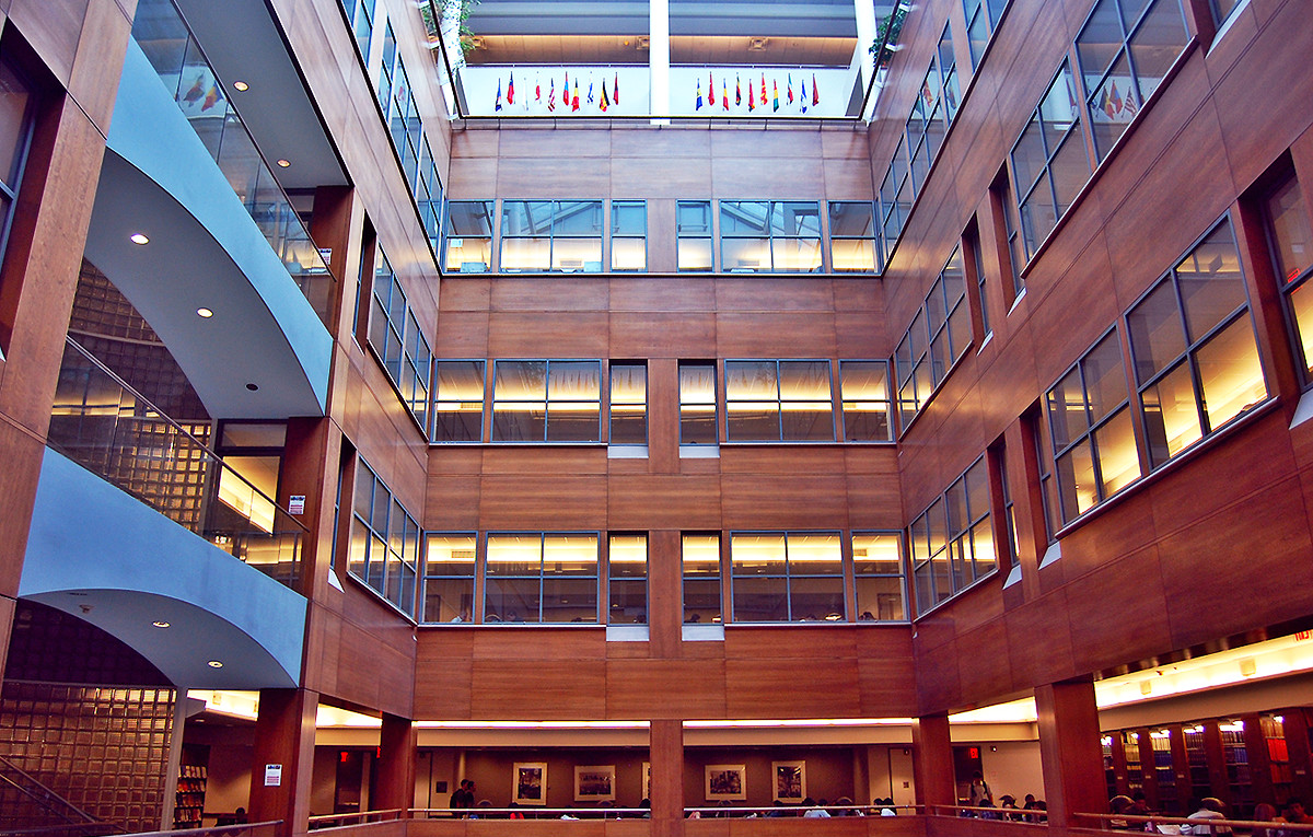 Baruch College - Newman Library