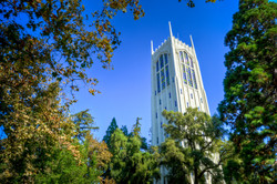 UOP - Burns Tower,