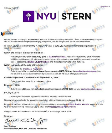 NYU, Stern, 2019F.jpg