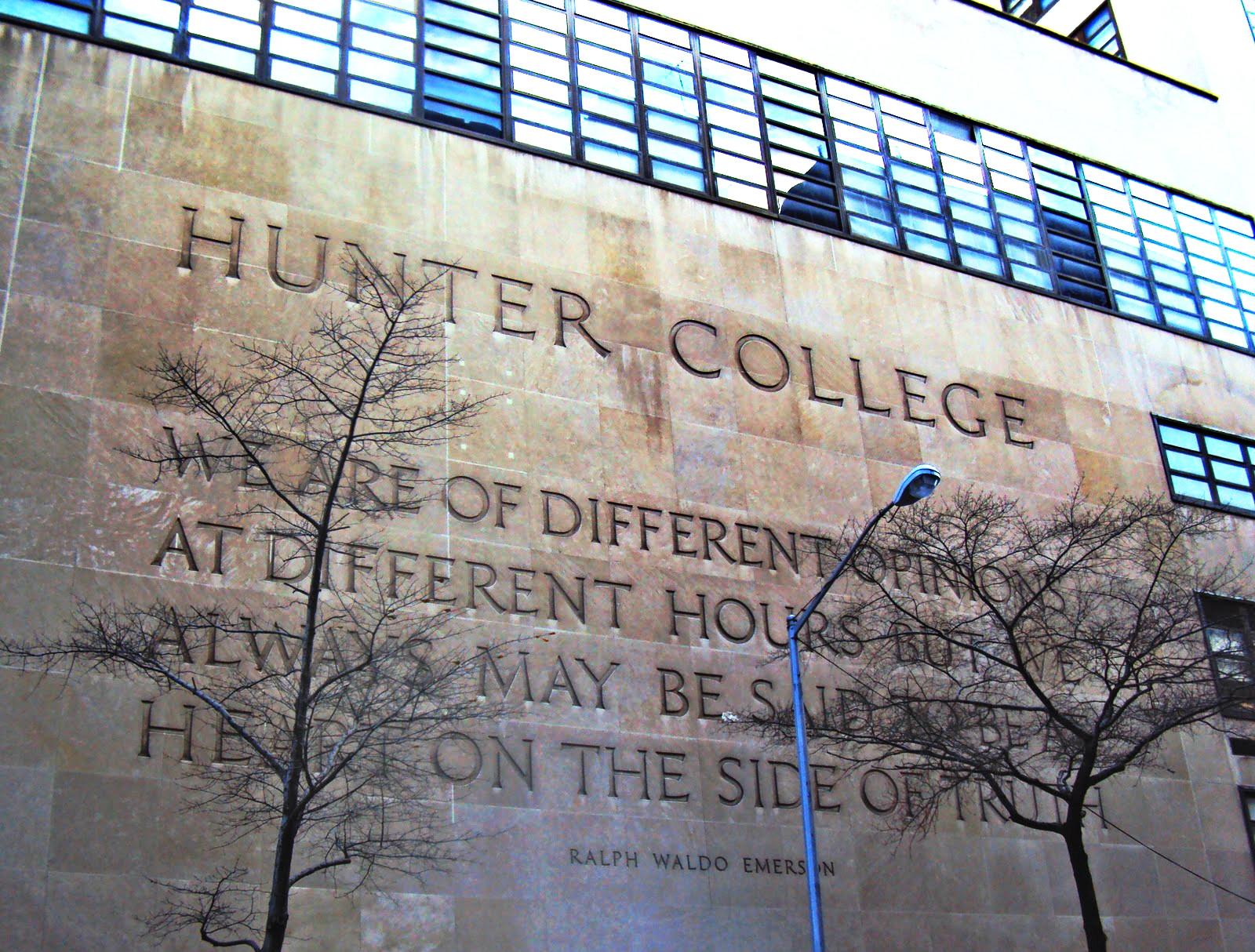 Hunter College 1