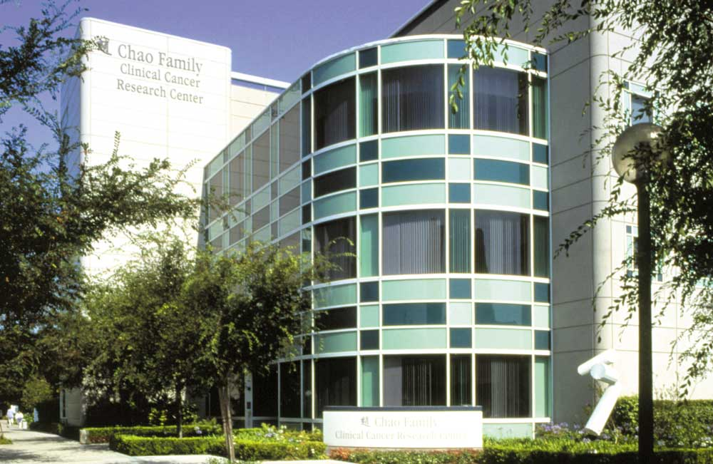 University of California, Irvine - 1997-ChaoFamilyCancerCenter