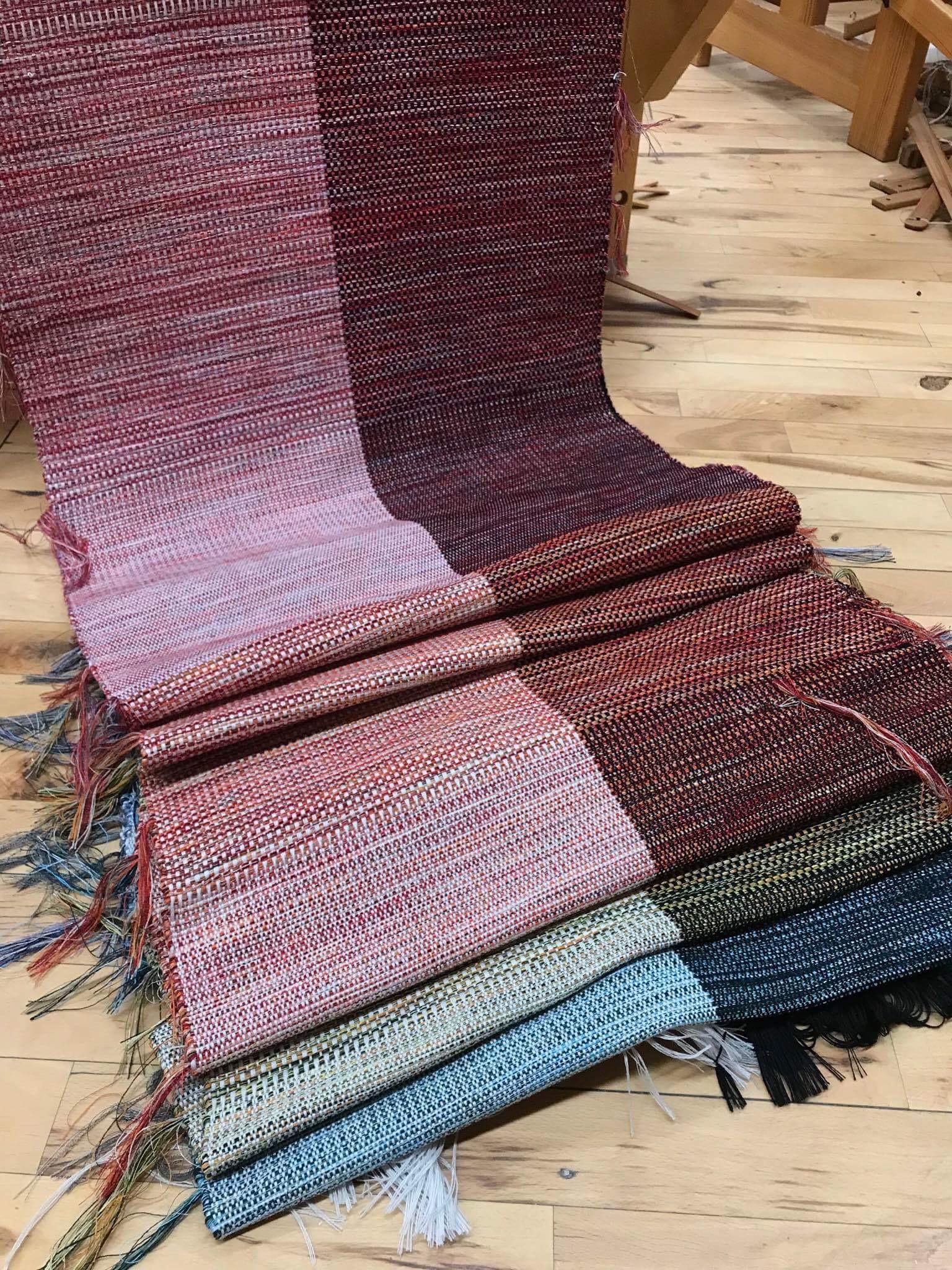 Færdigt tekstil