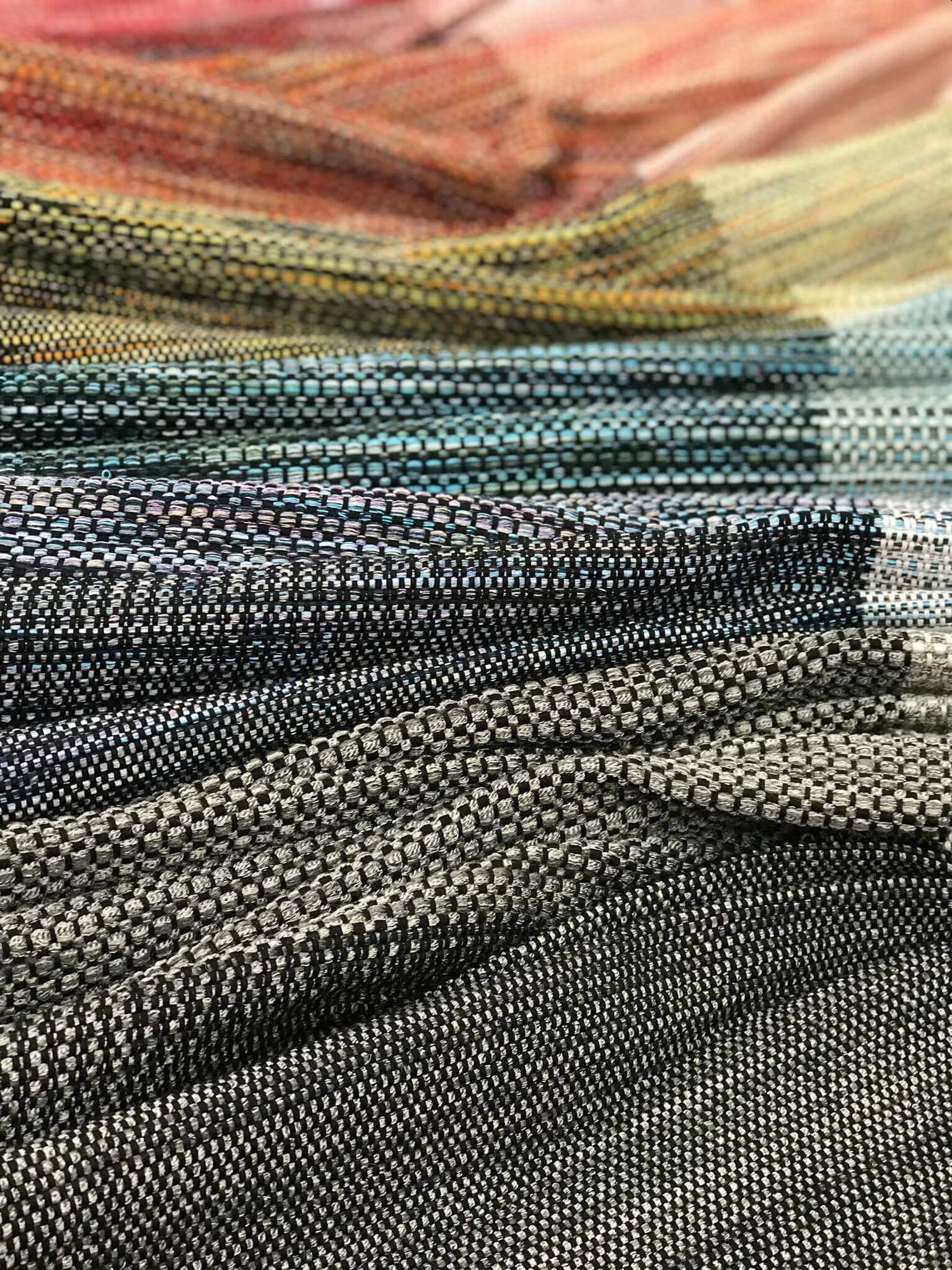 Håndvævet tekstil