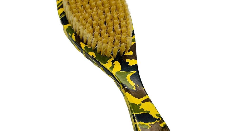 RAPID WAVES SOFT BLONDE 360, 540, 720 Wavers Handle Brush