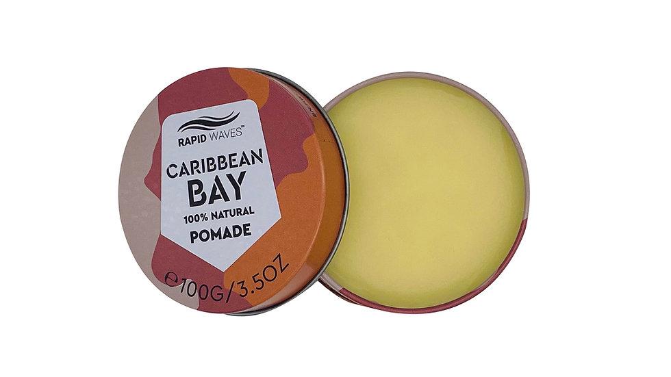 Rapid Waves CARIBBEAN BAY 100% Natural Pomade