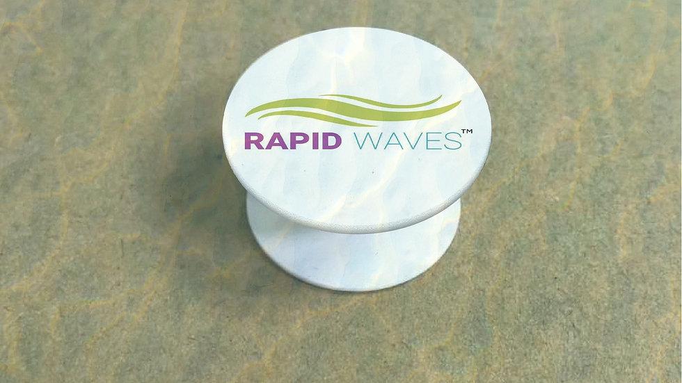 Rapid Waves Mobile Phone Holder