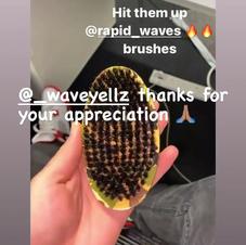 Appreciate you @_waveyellz
