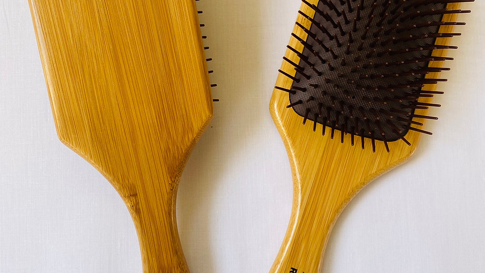 Rapid Waves Bamboo Paddle Brush