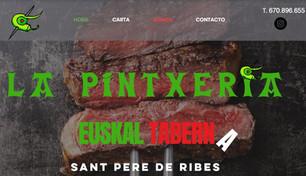 Restaurante vasco La Pintxeria