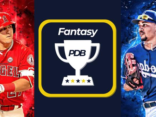 Fantasy MLB : Top-10 des voltigeurs