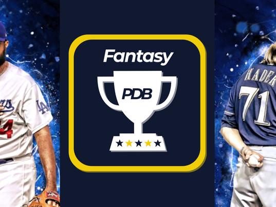 Fantasy MLB : Top-10 des releveurs