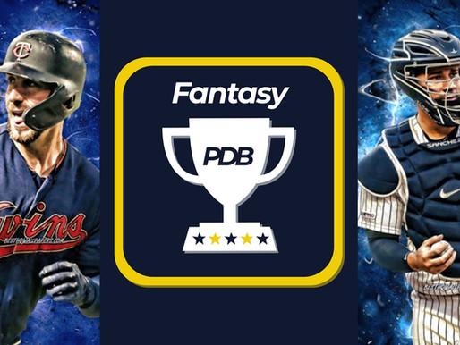 Fantasy MLB : Top-10 des receveurs