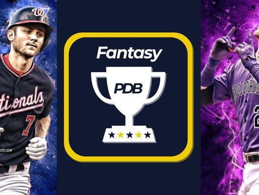 Fantasy MLB : Top-10 des joueurs d'arrêt-court