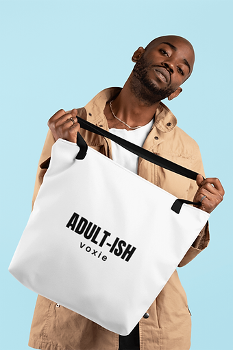 mockup-of-a-bald-man-holding-a-tote-bag-