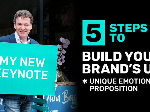 5 Steps to Build Your Brands UEP