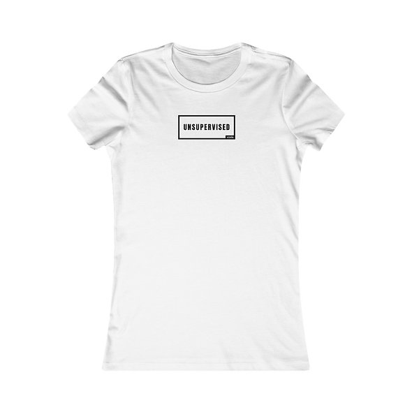Women's UNSUPERVISED Fitted Tee