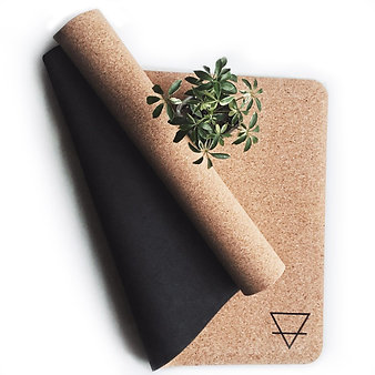 Natural CorkYoga Mat