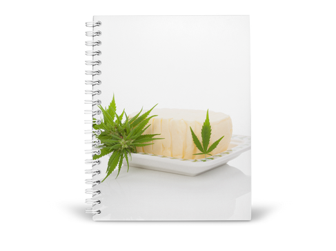 DIY Cannabis Butter