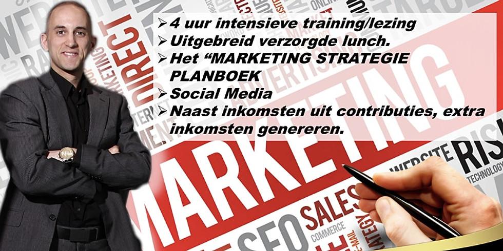 UFW-specialist: Dojo Mareting
