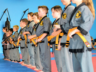 Back to School Martial Arts Self Defence Offer