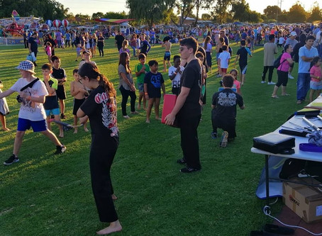 Martial Arts at Mary Mackillop Primary
