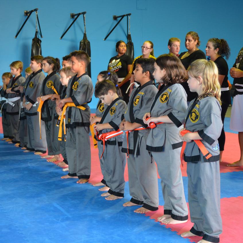 Student Parent Self Defence Week 2