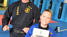 New Junior Black Belt