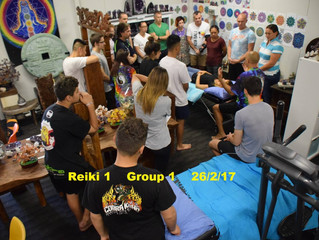 Reiki 1 Workshop