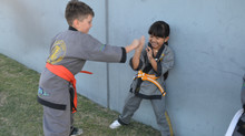 Junior Self Defence School Holiday Workshops