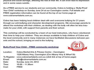 Bully Workshop