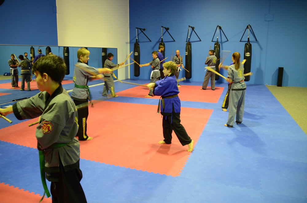 Martial Arts Perth Self Defence adult and Kids Eskrima Class