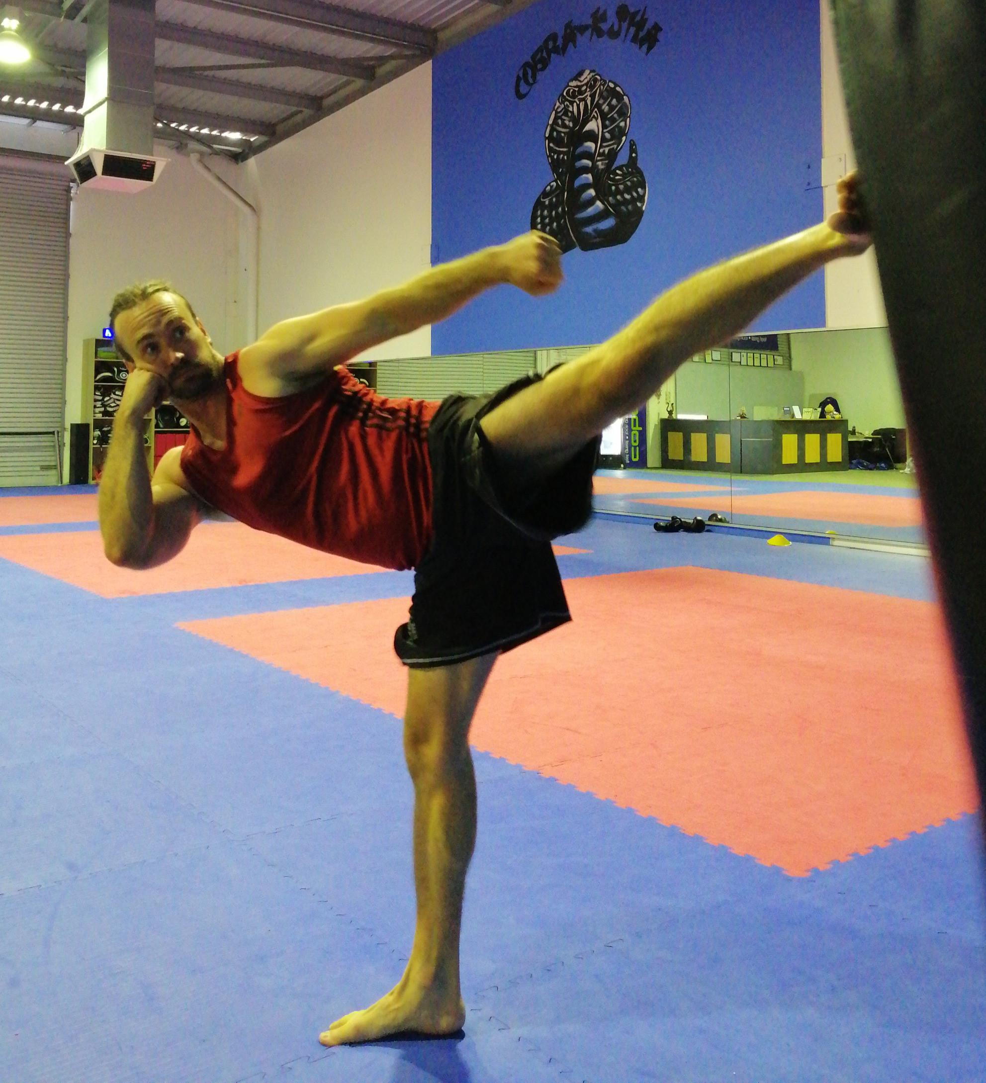 Cobra Kickboxing Free Trial Session