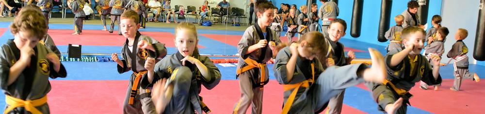Junior Martial Arts Buddy Week