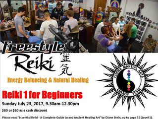 Reiki Workshop