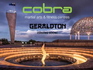 Cobra Martial Arts in Geraldton Opening Soon