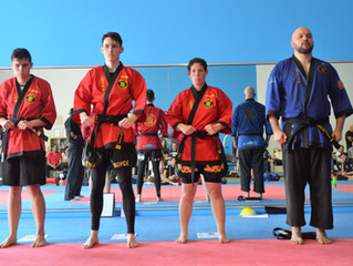 New Black Belts!