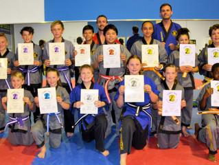 March Grading At Cobra Mixed Martial Arts Perth