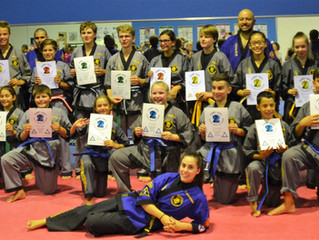 Martial Arts for 10 - 14 Year Olds