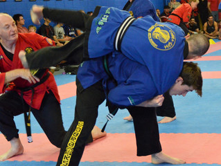 Probationary Black Belt Grading