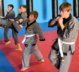 10 to 14 Year Old Kids Martial Arts
