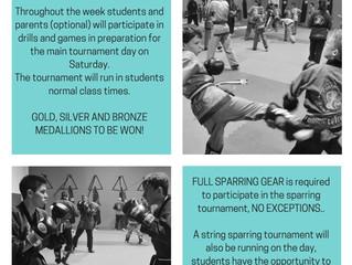 Tournament Week