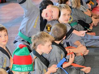 Junior Martial Art Christmas Party