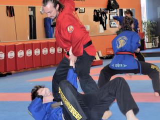 Black Belt Trials Here